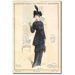 French fashion plates 1914 5244