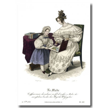 La Mode 1832 260