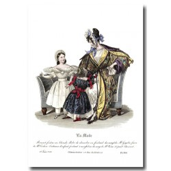 La Mode 1833 306