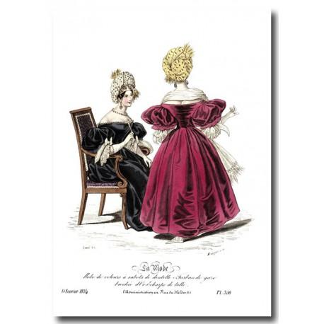 La Mode 1834 356