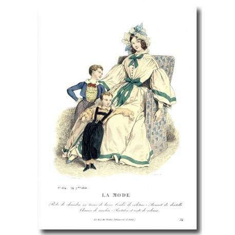 La Mode 1836 524