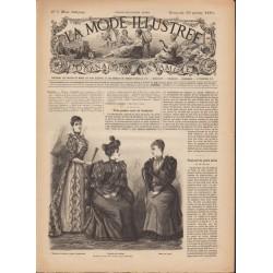Revue complète de La Mode Illustrée 1893 N°5