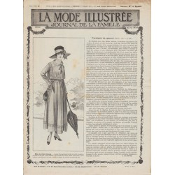 Revue mode robes 1917 N°26
