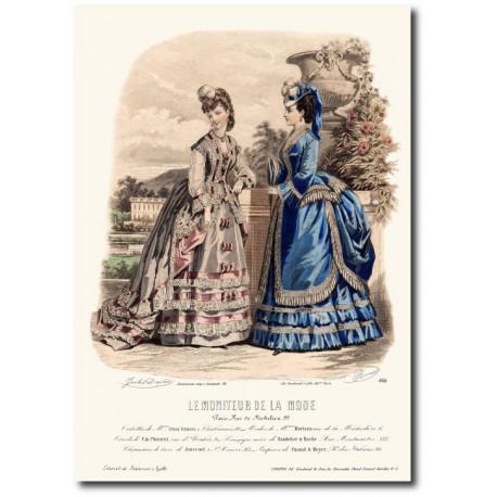 Le moniteur de la mode 1860 964