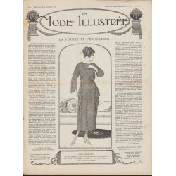 Revue complète de La Mode Illustrée 1919 N°04