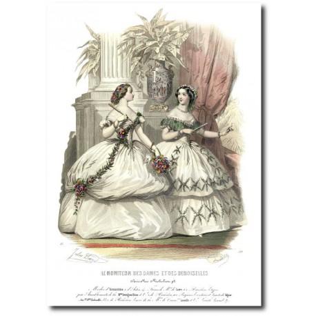 Le moniteur des dames et des demoiselles 1857 519