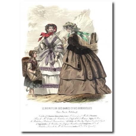 Le moniteur des dames et des demoiselles 1857 532