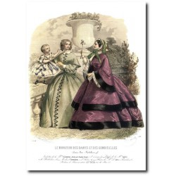 Le moniteur des dames et des demoiselles 1857 538