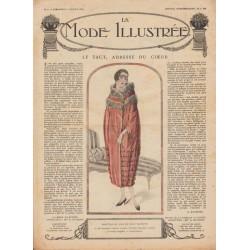 Complete magazine La Mode Illustrée 1920 N°01