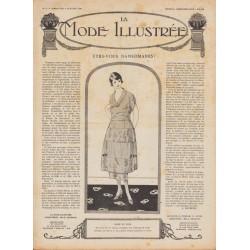 Revue complète de La Mode Illustrée 1920 N°06