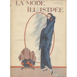 Complete magazine La Mode Illustrée 1923 N°05