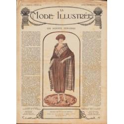 Complete magazine La Mode Illustrée 1920 N°09