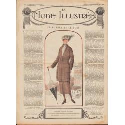 Complete magazine La Mode Illustrée 1920 N°11