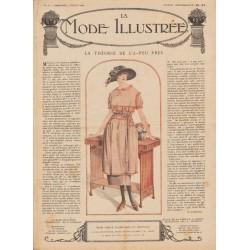 Complete magazine La Mode Illustrée 1920 N°27