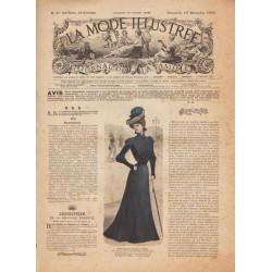 Complete magazine La Mode Illustrée 1900 N°50