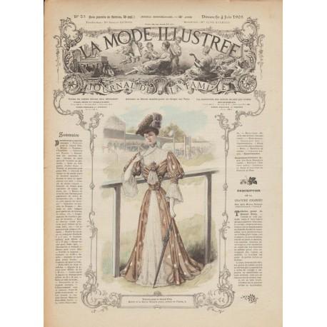 corset france 1905