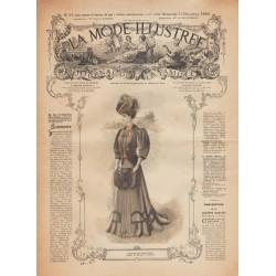 Complete magazine La Mode Illustrée 1906 N°52