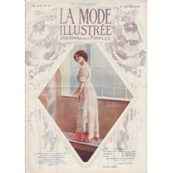 Complete magazine La Mode Illustrée 1912 N°11
