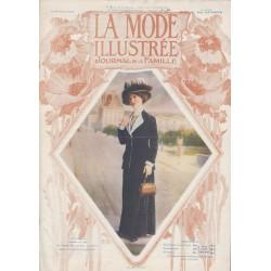 Revue complète de La Mode Illustrée 1911 N°2