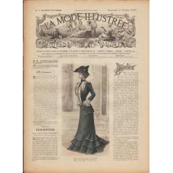 Revue complète de La Mode Illustrée 1902 N°08