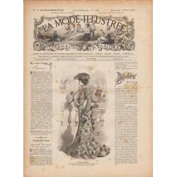 Complete magazine La Mode Illustrée 1903 N°31