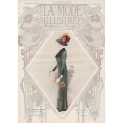 Revue complète de La Mode Illustrée 1911 N°16