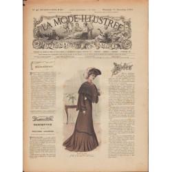 Complete magazine La Mode Illustrée 1903 N°46