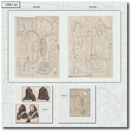 Patrons historiques 1861 N°01