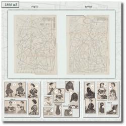 Sewing patterns Mode Illustrée 1866 03