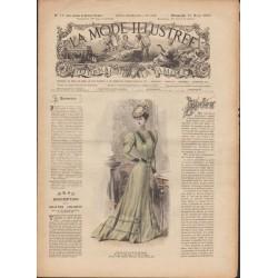 Revue complète de La Mode Illustrée 1905 N°16