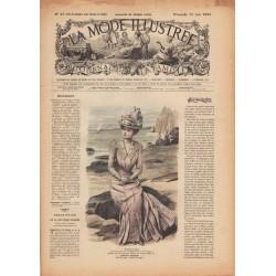 Revue complète de La Mode Illustrée 1900 N°23