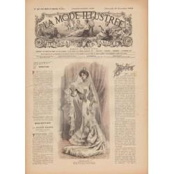 Revue complète de La Mode Illustrée 1902 N°48
