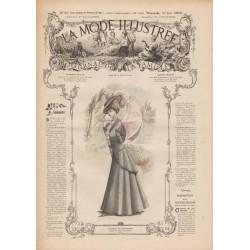 Complete magazine La Mode Illustrée 1907 N°26