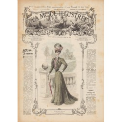 Revue de La Mode Illustrée 1906 N°20