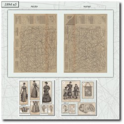 Sewing patterns-dress-amazon-victorian-1894-5