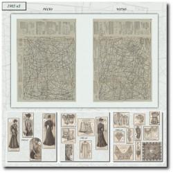 Sewing patterns-dress-skirt-1905-5