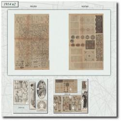 Sewing patterns-lace-venise-linen-1914-2