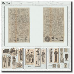 Sewing patterns-hat-dress-1914-13