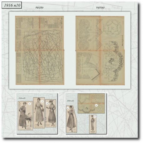 Patrons-femme-robe-1916-10