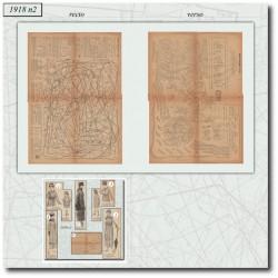 Sewing patterns-fashion-1918 N°02