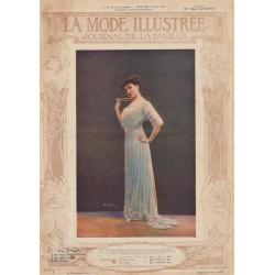Revue complète de La Mode Illustrée 1913 N°11