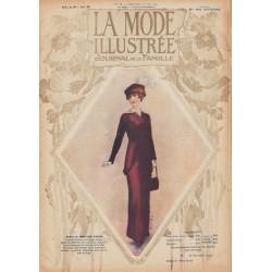 Revue complète de La Mode Illustrée 1913 N°14