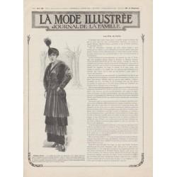 Revue complète de La Mode Illustrée 1915 N°2