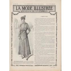 Complete magazine La Mode Illustrée 1915 N°19