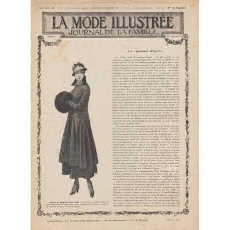 Complete magazine La Mode Illustrée 1915 N°50