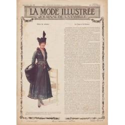 Complete magazine La Mode Illustrée 1915 N°49