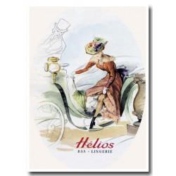 Publicité Bas Hélios 1949