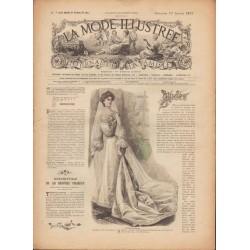 Revue complète de La Mode Illustrée 1903 N°3