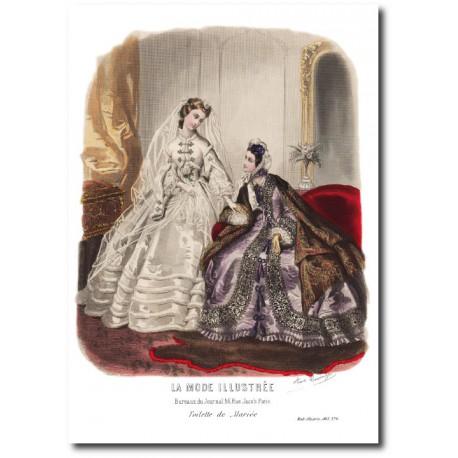 La Mode Illustrée 1863 06