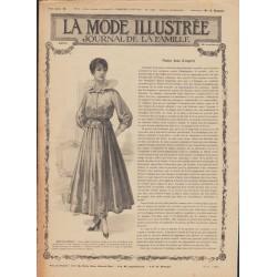 Revue complète de La Mode Illustrée 1916 N°24